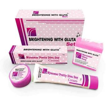 Brightening With Gluta Whitening (Thailand)