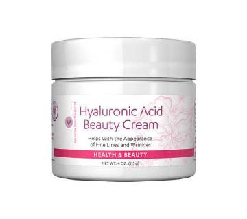 Hyaluronic Acid বিউটি ক্রিম - China