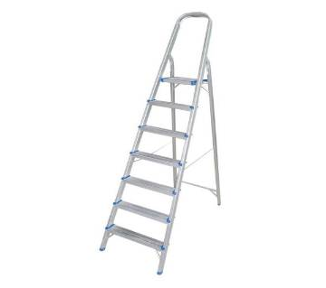 Single Side Aluminium 7-Step Stepladder
