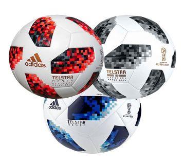 Telstar FIFA World Cup Russia 2018 Official ফুটবল (কপি) - ১টি