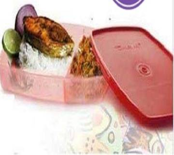 Tupperware tiffin box