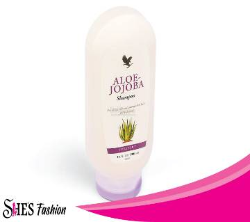 Aloe Jojoba Shampo - 296 ml (USA)