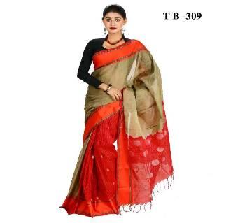 Muslise cotton saree