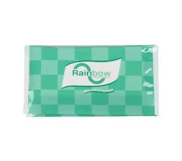 Rainbow pocket Tissue (10 Pcs x 2 ply) - 10 Pack