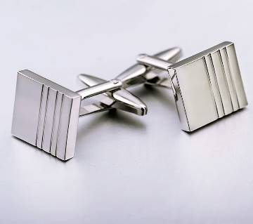 Gents Metal Shirt Cufflink Button