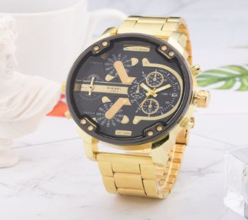 DIESEL  Stainless Steel Strip Wristwatches for Men (Replica)