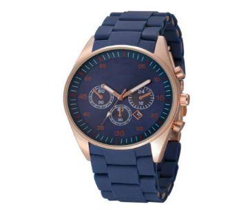 Silicone & Alloy Emporio Armani (Replica) Wristwatches for Men