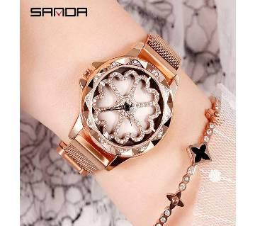 SANDA Female Analog Wrist Watch