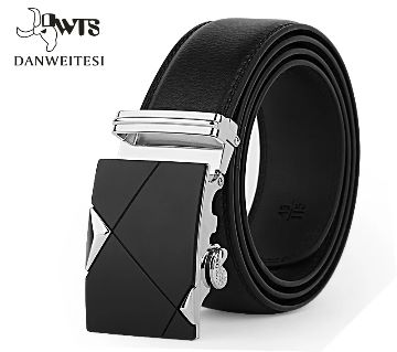 Genuine Leather Strap Belts for Men