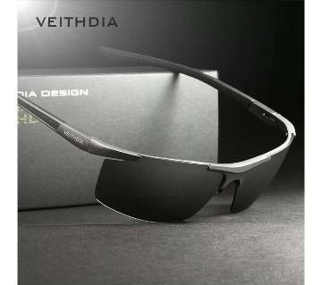 VEITHDIA Aluminum Magnesium Mens Sunglasses with original box kit
