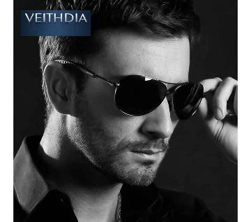 VEITHDIA New Polarized Mens Sunglasses with original box kit