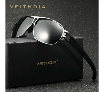 VEITHDIA Brand Designer Mens Polarized Sunglasses