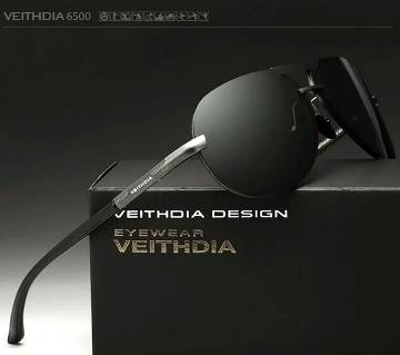 VEITHDIA Aluminum Magnesium Rimless Mens Sunglasses with original box