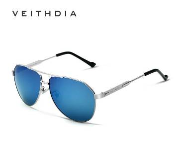 VEITHDIA Brand Designer Mens Sunglasses with original box
