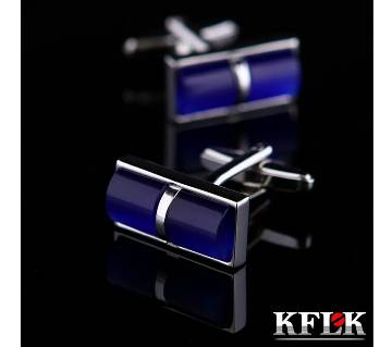 KFLK Brand High Quality shirt Fashion cufflinks for men