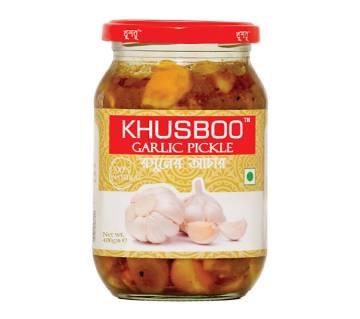 KHUSBOO Garlic Pickle - 400 gm