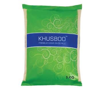KHUSBOO Kataribhog Rice - 5 kg