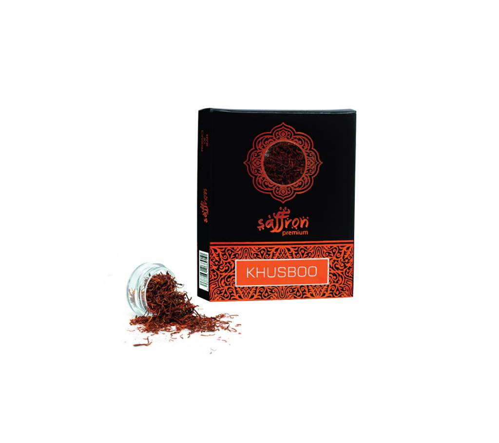 KHUSBOO প্রিমিয়াম জাফরান - 0.5gm বাংলাদেশ - 881653