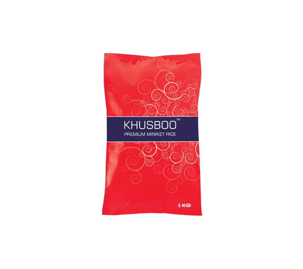 KHUSBOO প্রিমিয়াম মিনিকেট চাল,  5 kg বাংলাদেশ - 869792