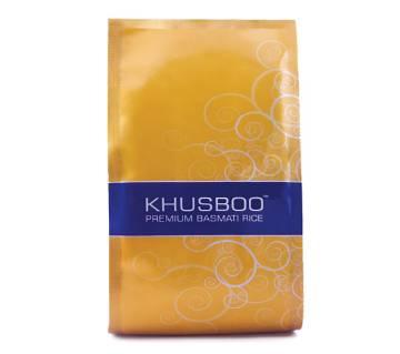 KHUSBOO Premium Basmati, 5 kg