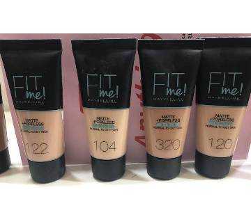 Maybelline Fit me foundation 30 ml France