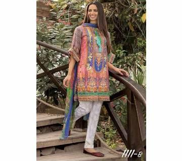 Pakistani Aira Khan Digital Print Lawn Salwar Kameez