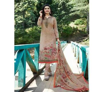 Vinay Fashion Kaseesh Fusion Hit List Indian Unstitched Printed Georgette Four Piece