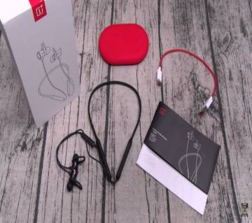 Oneplus bullet wireless earphones