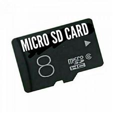 8 GB micro hd মেমোরি কার্ড