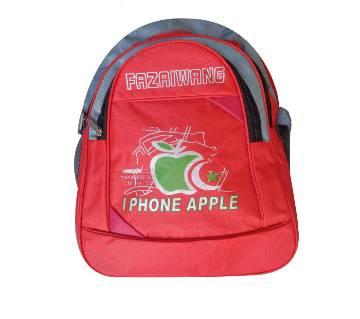 Child School Bags Smart Backpacks Red