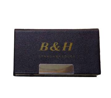 Cigarette Holder Box black