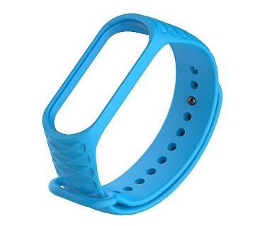 Mi Band 3 Soft Replacement Wristband Bracelet Blue