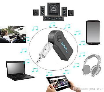 ইউনিভার্সাল ব্লুটুথ মিউজিক রিসিভার & MP3 প্লেয়ার - Black