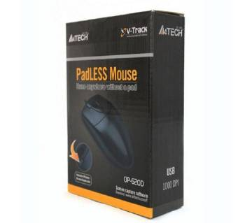 USB mouse A4TECH 2X click