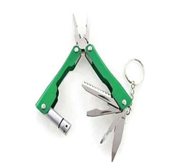 9 in 1 Multifunction Folding Pliers Tool
