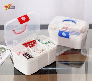 First Aid Kit Box (Medium )