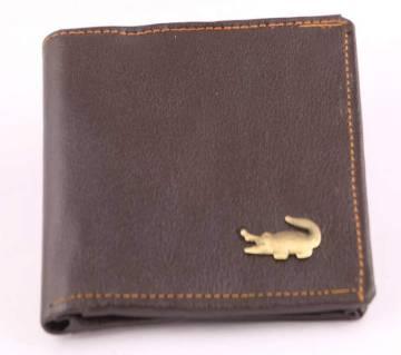 PU Leather মেনজ ওয়ালেট