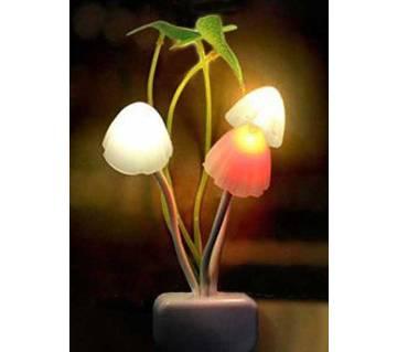 LED Night Glowing Mushroom Light
