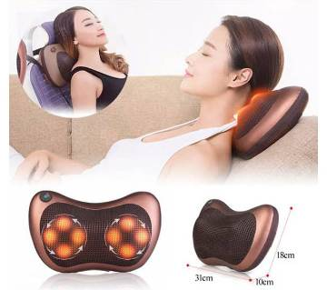Car Massage Pillow color Brown Weight: 1.8 Kg