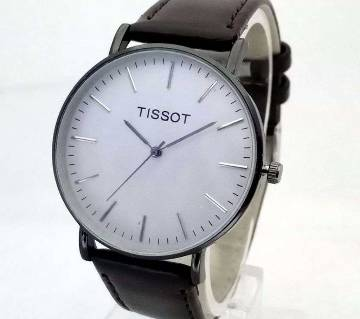 TISSOT GENTS WATCH  WHITE DIAL