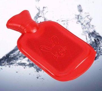 Rubber Hot Water Bottle Bag