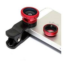 Max 3-in-1 Universal Clip on Smartphone Camera Lens