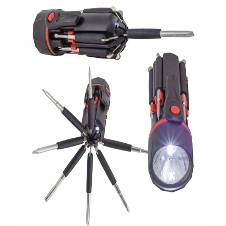 Snap & Grip Tools - Red and Black