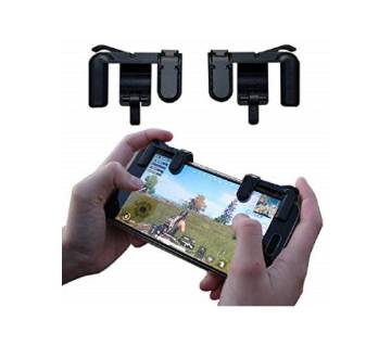 Product details of Best PUBG and Shooting Game Controller for any Smartphone - Black Most touch screen devices No limitedto the phone and the thickness. Material:Metal Color:Black 4 packing for choice:1pcs Gaming Trigger,2pcs Gaming Trigger,1pcs Gami