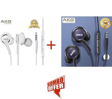 AKG ওয়্যারড ইয়ারফোন (Combo)