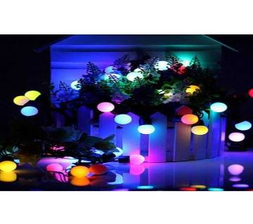 Decorative LED Fairy Light Ball Shaped - Multi-color