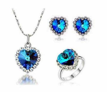 Titanic 3 in 1 Jewelry Set