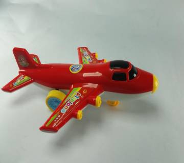 Colorful plane toy for kids