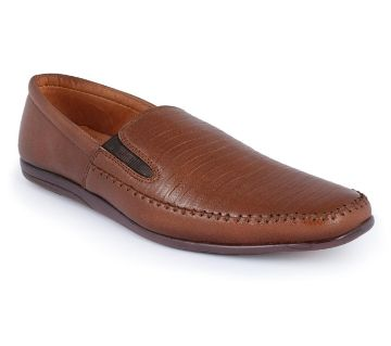 Leather লোফার For Men - master color