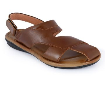Leather Casual স্যান্ডেল for Men - Master color